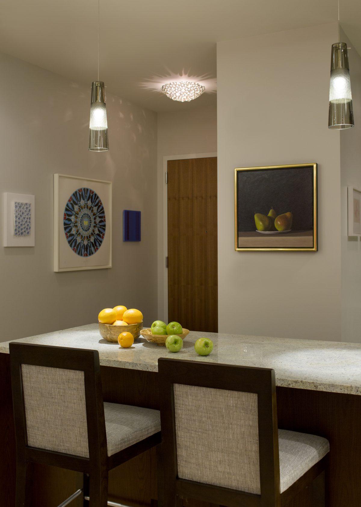 Kitchen At Millennium Tower, Boston 001